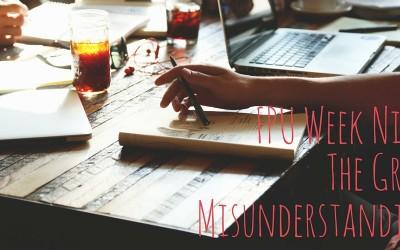 FPU: The Great Misunderstanding