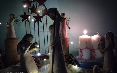 Advent 2016: Waiting In The Dark