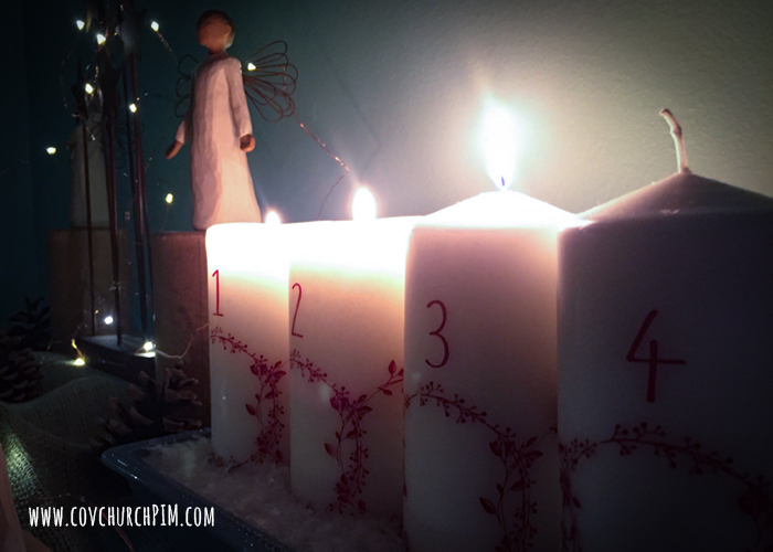 Advent 2016: Am I Enough
