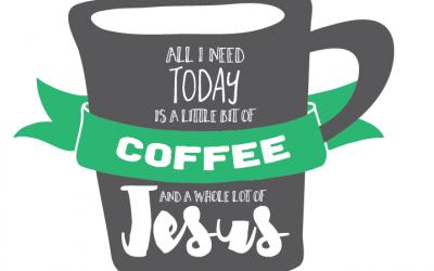 Coffee and God